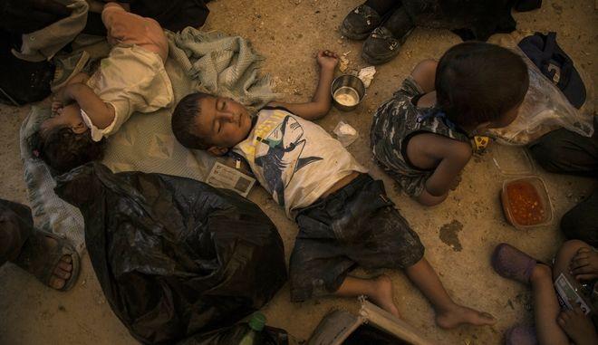 Παιδάκια στη Συρία
