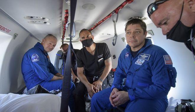 Αστροναύτες της NASA