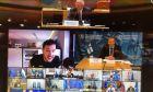 """Ολλανδός δημοσιογράφος """"εισβάλλει"""" στην τηλεδιάσκεψη των Υπουργών Αμυνας της ΕΕ"""