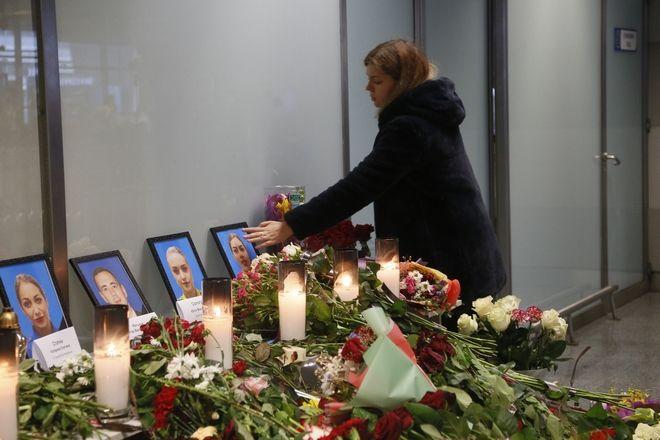 Οι συγγενείς των θυμάτων της συντριβής του Boeing 737