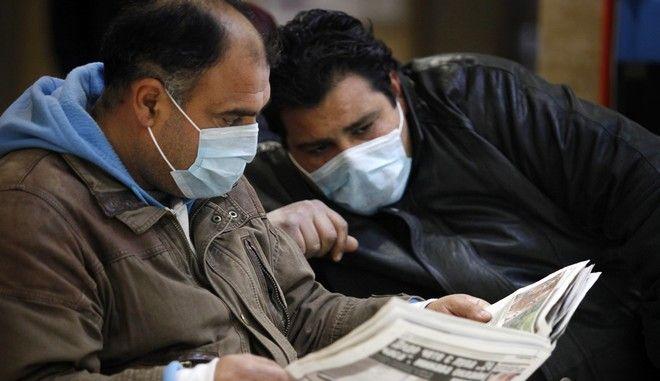 Μέτρα προστασίας από τη γρίπη (ΦΩΤΟ Αρχείου)
