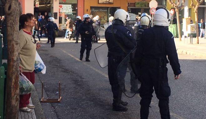 Αγρίνιο: Σοβαρά επεισόδια μεταξύ οπαδών ΠΑΟΚ και Παναιτωλικού