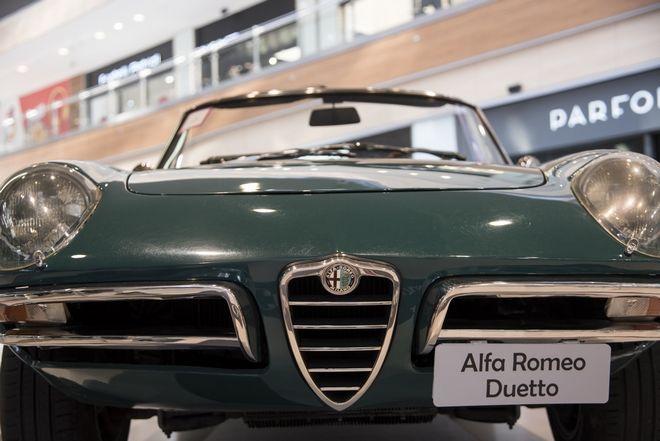 Alfa Romeo Spider Duetto του 1967