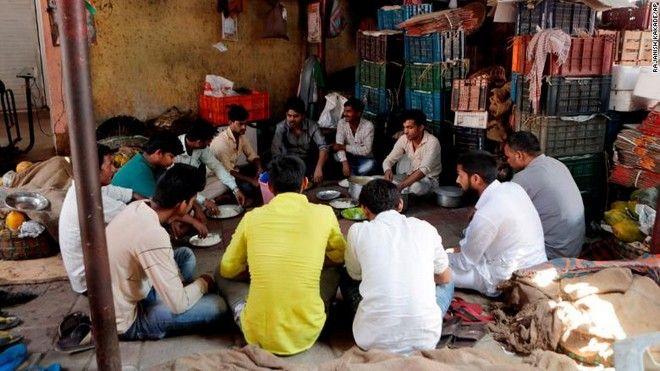 Εργαζόμενοι στην Ινδία