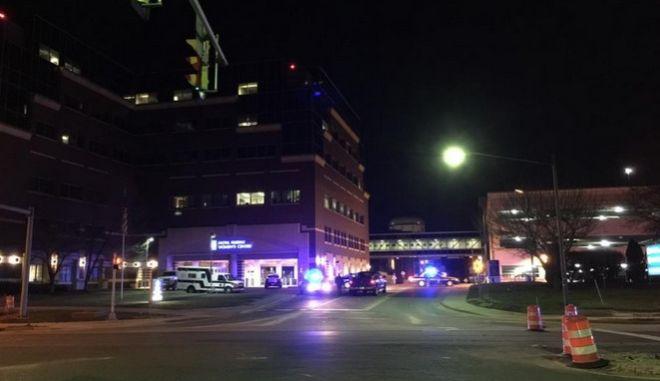 ΗΠΑ: Πυροβολισμοί σε νοσοκομείο της Βιρτζίνια