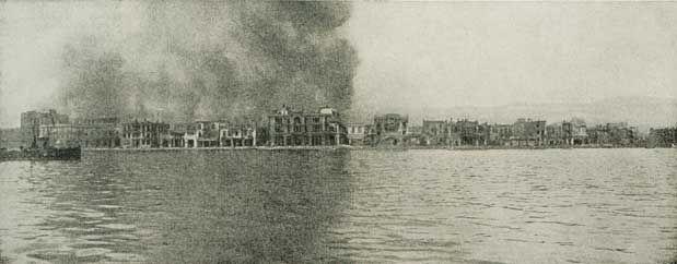 100 χρόνια από την πυρκαγιά που συγκλόνισε τη Θεσσαλονίκη