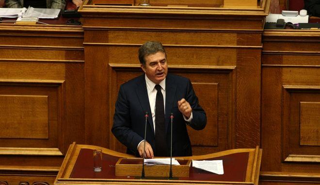 Ο υπουργός Προστασίας του Πολίτη, Μιχ. Χρυσοχοΐδης