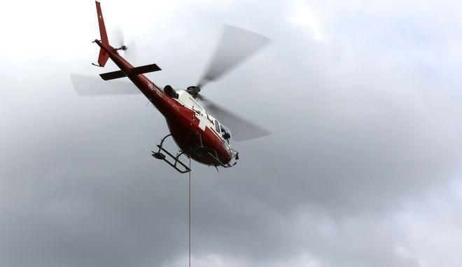 Ελικόπτερο του ίδιου τύπου, Φωτογραφία Αρχείου