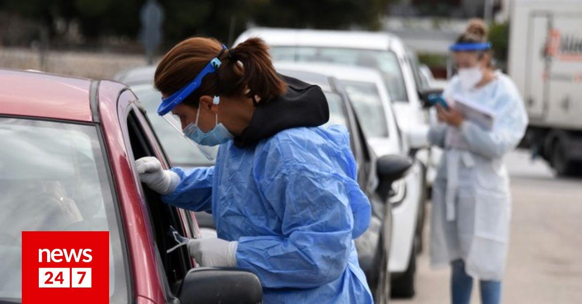 Κορονοϊός: 3232 νέα κρούσματα σήμερα στην Ελλάδα – 70 νεκροί, 755 διασωληνώσεις – Υγεία