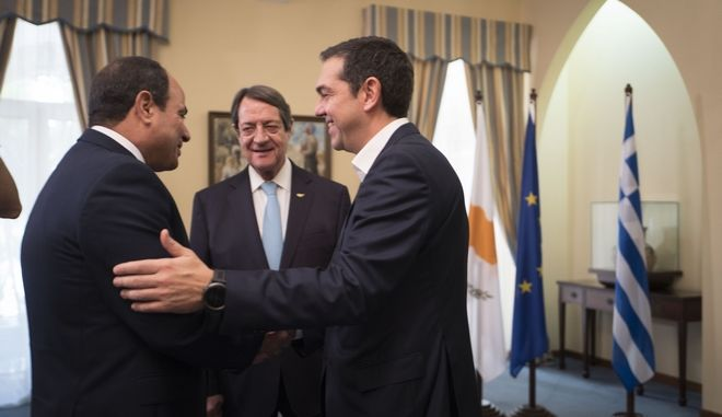 Στην Τριμερή Σύνοδο Κορυφής Ελλάδας - Κύπρου - Ισραήλ ο Τσίπρας