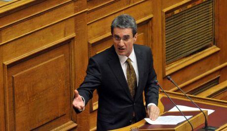 Πρόταση για μη κρατική χρηματοδότηση στα κόμματα από τον Λοβέρδο...