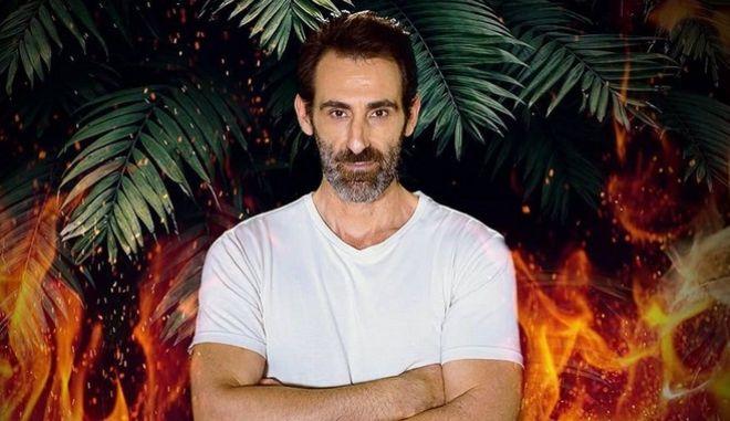 """Ο Γιώργος Κοψιδάς στο """"Survivor 4"""""""