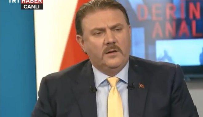 Σύμβουλος Ερντογάν: Απειλεί την Ελλάδα με πόλεμο 'αν πατήσει πόδι στα Ίμια'