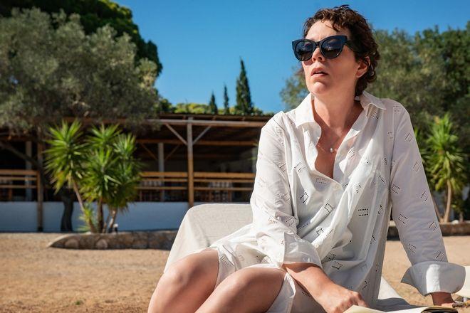 H Olivia Colman στην ταινία