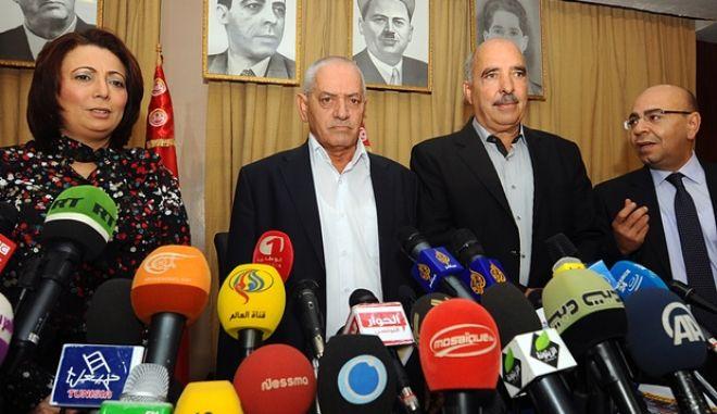 Νόμπελ Ειρήνης στο Κουαρτέτο Εθνικού Διαλόγου της Τυνησίας