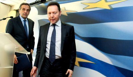 Ανασχηματισμός (για να φύγει ο Στουρνάρας)  πριν από τις ευρωεκλογές...
