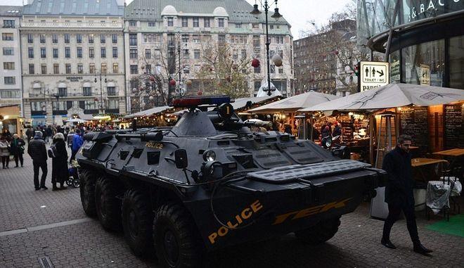Η Ευρώπη σε επιφυλακή