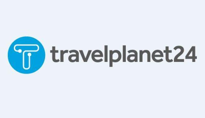 """Mε την travelplanet24 έχετε ακόμα ένα νέο """"logo"""" να ταξιδέψετε!"""