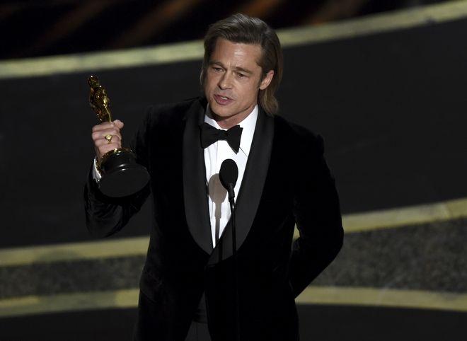 Ο Brad Pitt