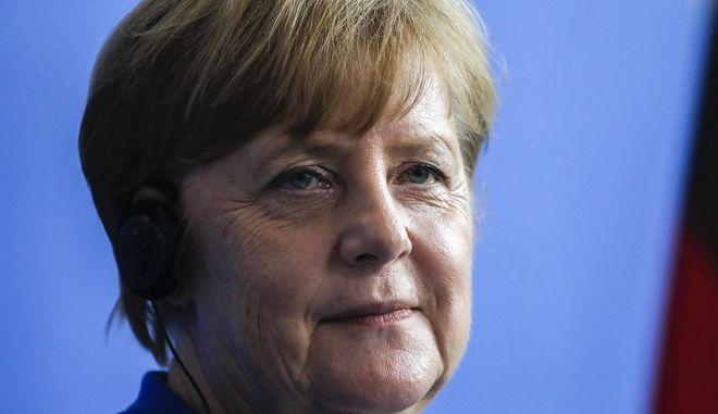 Η γερμανίδα καγκελάριος, Άγκελα Μέρκελ