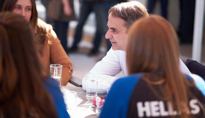 Μητσοτάκης για κόντρα Καμμένου- Κοτζιά: Σήμερα γιορτάζει η Θεσσαλονίκη, δεν ασχολούμαστε με δυσάρεστα θέματα