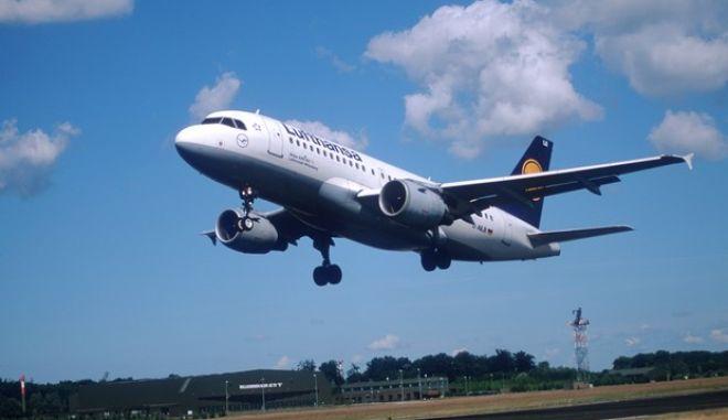 Αεροσκάφος της γερμανικής εταιρίας