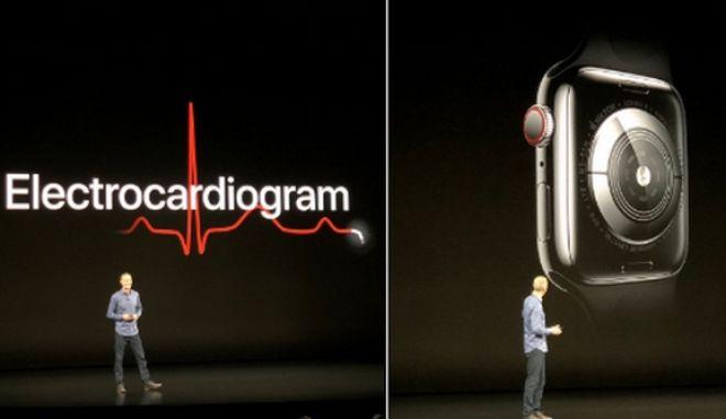 Το νέο Apple Watch κάνει τα πάντα εκτός από καφέ (και σώζει ζωές)