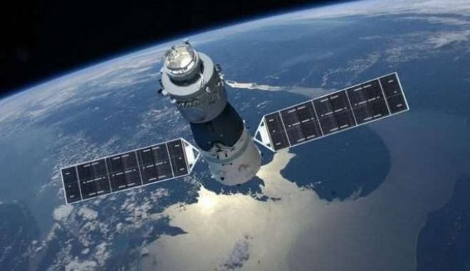 Αντίστροφη μέτρηση: Το βράδυ της Κυριακής πέφτει στη Γη ο κινεζικός διαστημικός σταθμός