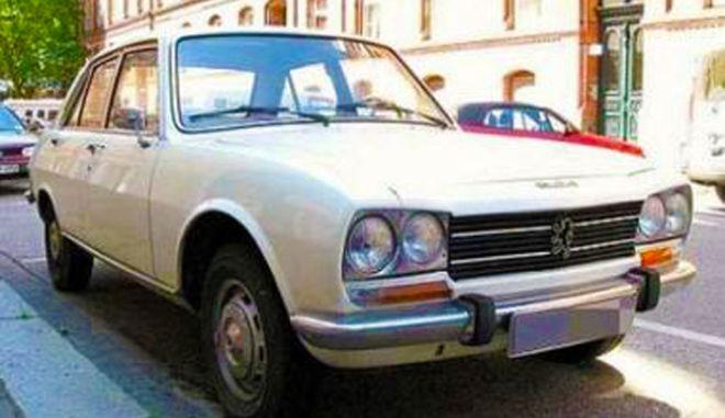Το Peugeot του προέδρου