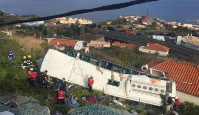 Τρομακτικό τροχαίο στην Πορτογαλία