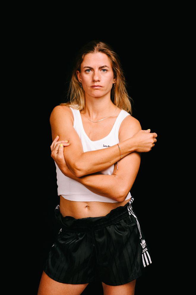 Η αυστριακή χορογράφος Φλορεντίνα Χόλτσινγκερ