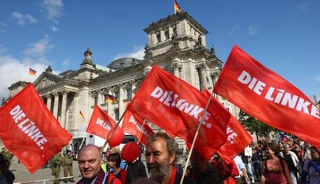 Die Linke: Η Ελλάδα δικαιούται να ζητά επανορθώσεις