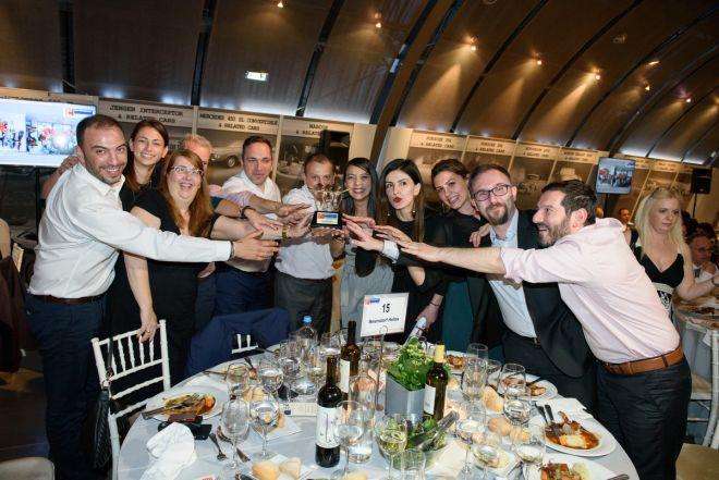 Βράβευση της  Beiersdorf Hellas στα βραβεία Best Workplaces για τρίτη συνεχή χρονιά