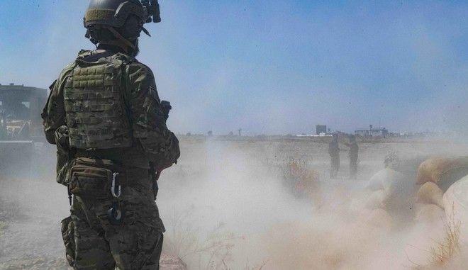 Δυνάμεις του στρατού των ΗΠΑ στη Συρία