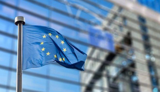 Σημαία της ΕΕ , στις Βρυξέλλες