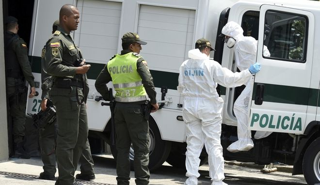 Η εισαγγελία της Κολομβίας επιβεβαίωσε ότι τρία πτώματα που βρέθηκαν ανήκαν στα δολοφονημένα μέλη δημοσιογραφικής αποστολής από τον Ισημερινό
