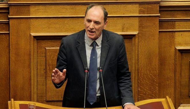 Συζήτηση για τον Προϋπολογισμό του 2016 στην Ολομέλεια της Βουλής το Σάββατο 5 Δεκεμβρίου 2016. (EUROKINISSI/ΓΙΩΡΓΟΣ ΚΟΝΤΑΡΙΝΗΣ)