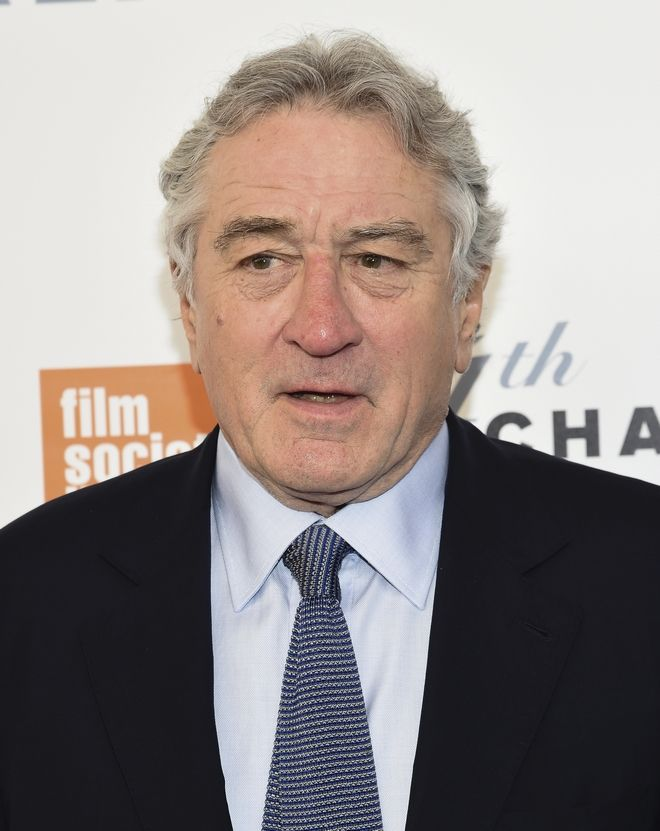 attends the Film Society of Lincoln Center's 44th Annual Chaplin Award Gala honoring Robert De Niro at the David H. Koch Theater on Monday, May 8, 2017, in New York. (Photo by Evan Agostini/Invision/AP)