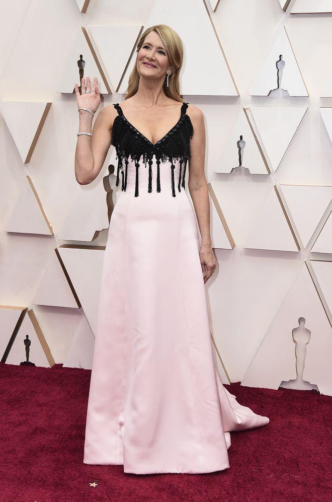 Η ηθοποιός Laura Dern στα Όσκαρ 2020