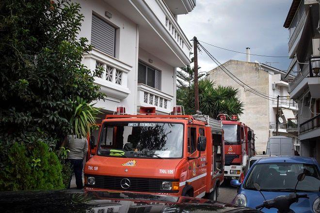 Πυροβολισμοί σε φλεγόμενο διαμέρισμα στο Άργος την Κυραική 30 Σεπτεμβρίου 2018