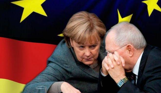 """Με τον """"αγαπητό"""" μας Σόιμπλε υπουργό Οικονομικών η νέα κυβέρνηση της Γερμανίας"""