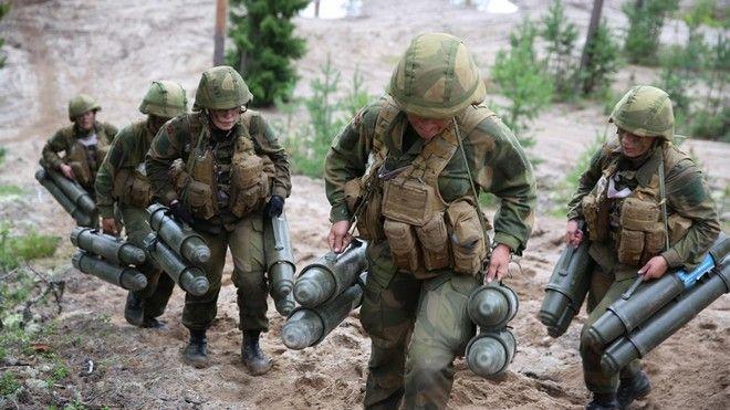 Αυτές είναι οι πιο σκληροτράχηλες στρατιωτίνες στον κόσμο