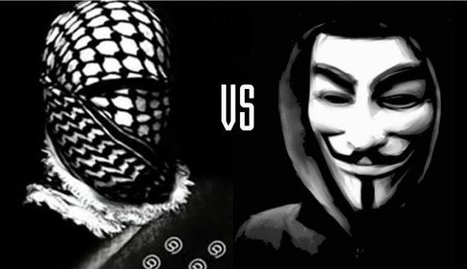 Οι Τζιχαντιστές σηκώνουν το γάντι απέναντι στους Anonymous