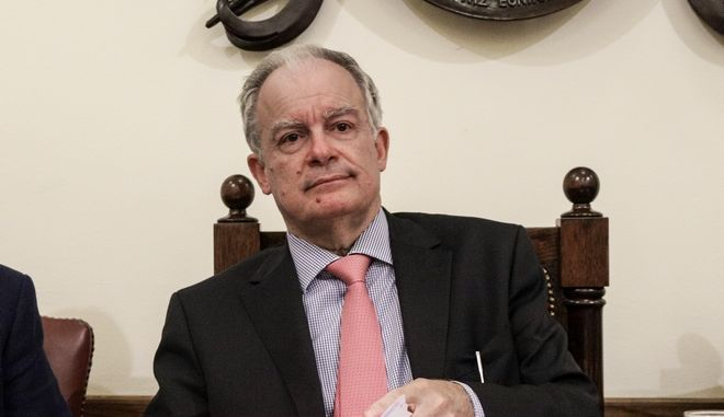 O πρόεδρος της Βουλής Κώστας Τασούλας