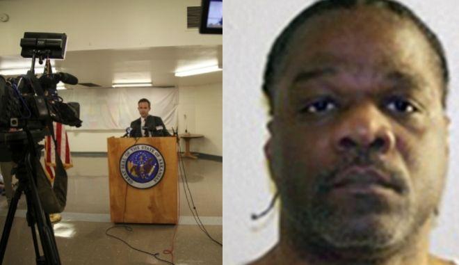 ΗΠΑ: Πρώτη εκτέλεση θανατοποινίτη μετά από 12 χρόνια στο Αρκάνσας