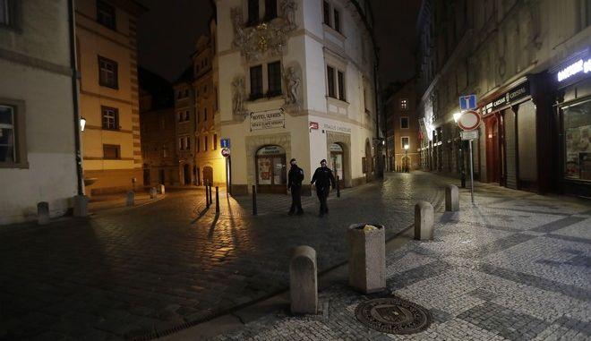 Αστυνομία στη Τσεχία