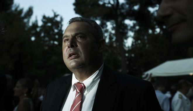 Καμμένος σε Βούτση: Παραιτούμαι από την προστασία του νόμου περί ευθύνης υπουργών