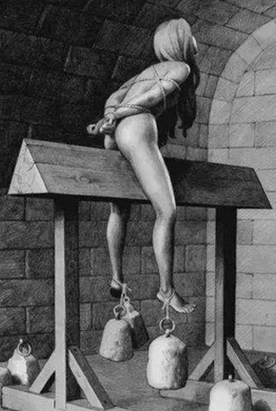 Εννιά μεσαιωνικά βασανιστήρια που τσάκιζαν τα ανθρώπινα όργανα