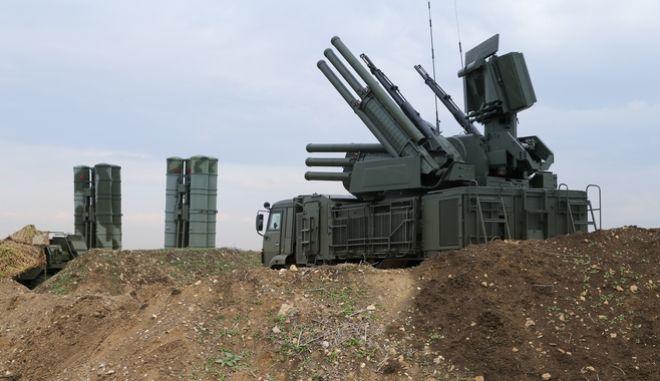 Έκλεισε η συμφωνία Ρωσίας - Τουρκίας για τους S-400