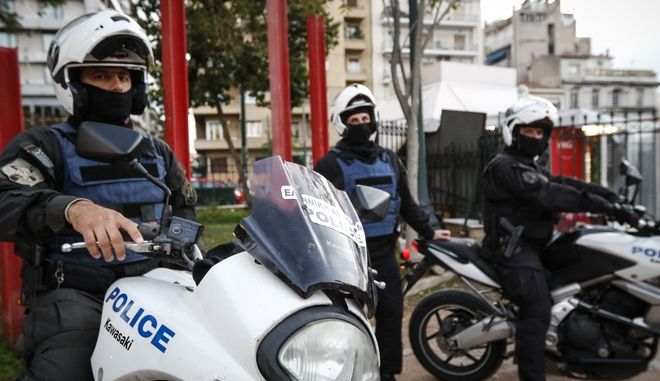 Αστυνομικοί της Ομάδας ΔΙΑΣ